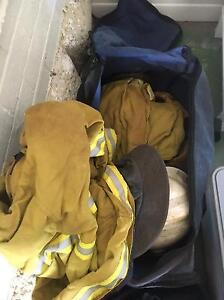 Level 2 firefighting gear Doubleview Stirling Area Preview