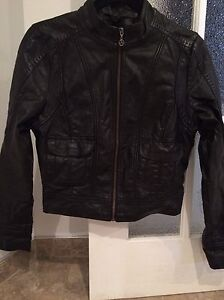 Small leather (fake) jackets