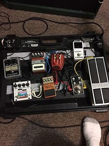 Guitar Gear for Sale/Trade