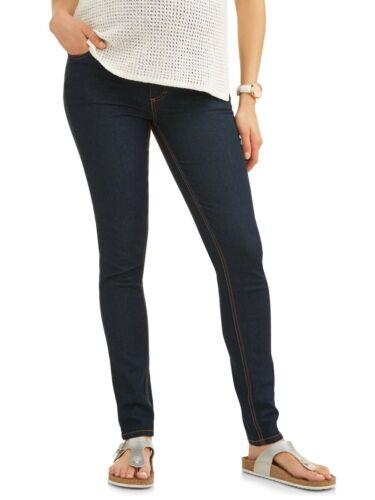 Oh Mamma Maternity Jeans Full Panel Super Soft Skinny Sz Medium NEW