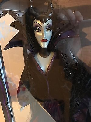 Disney Limited Edition Maleficent Doll 1 of 5000 New in Box