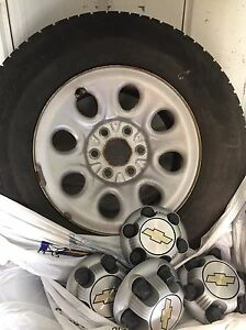Gmc snow tires