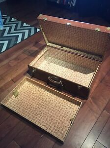 McBring Four-Ply Solidon Construction Luggage Trunk