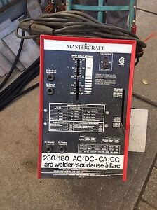AC/DC  welder for sale excellent condition