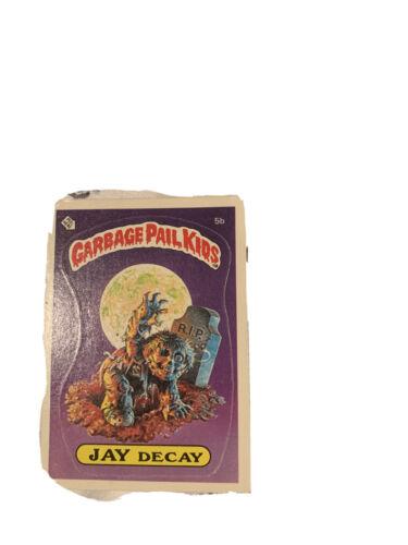 Rare Garbage Pail Kids - $450.00
