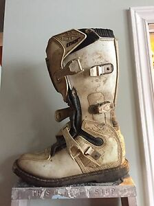 Thor off road boots size 9 clean up great