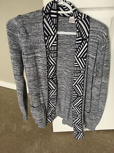 TWIK AZTEC OPEN CARDIGAN - LIKE NEW!