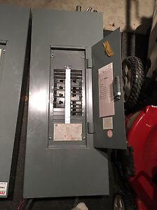 225 amp panel