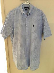 Men's Ralph Lauren short sleeve shirt Bridgeman Downs Brisbane North East Preview