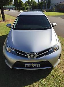 2013 Toyota Corolla Ascent Hatchback North Perth Vincent Area Preview