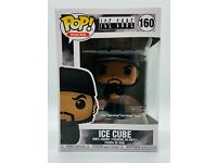 Rocks #160 Vinyl Figur Funko Ice Cube O Shea Jackson Rap Hip Hop POP