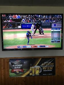 "Huge 80"" Sharp Aquos LCD TV!!"