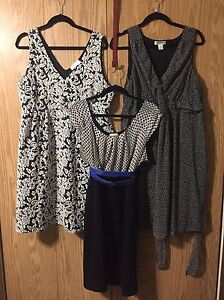 L/XL Maternity clothing lot