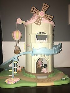 Calico Critters Windmill Playhouse