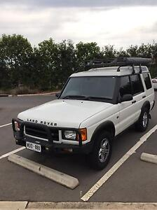 2002 Land Rover Discovery Glanville Port Adelaide Area Preview