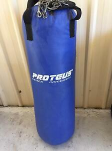 Boxing bag Tannum Sands Gladstone City Preview