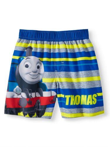 Toddler Boys Thomas & Friends Swim Trunks (Size 4T) BRAND NEW W TAGS