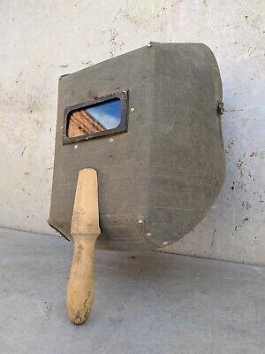 Full-face Welders Mask Vintage