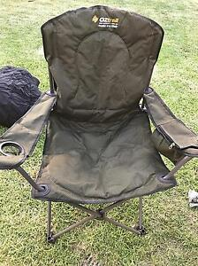 Oztrail Camping chair Rutherford Maitland Area Preview