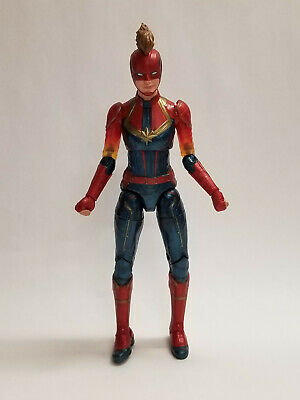 Hasbro Marvel Legends Captain Marvel Movie Carol Danvers Action Figure