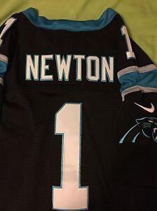 Cam Newton Carolina Panthers Jersey