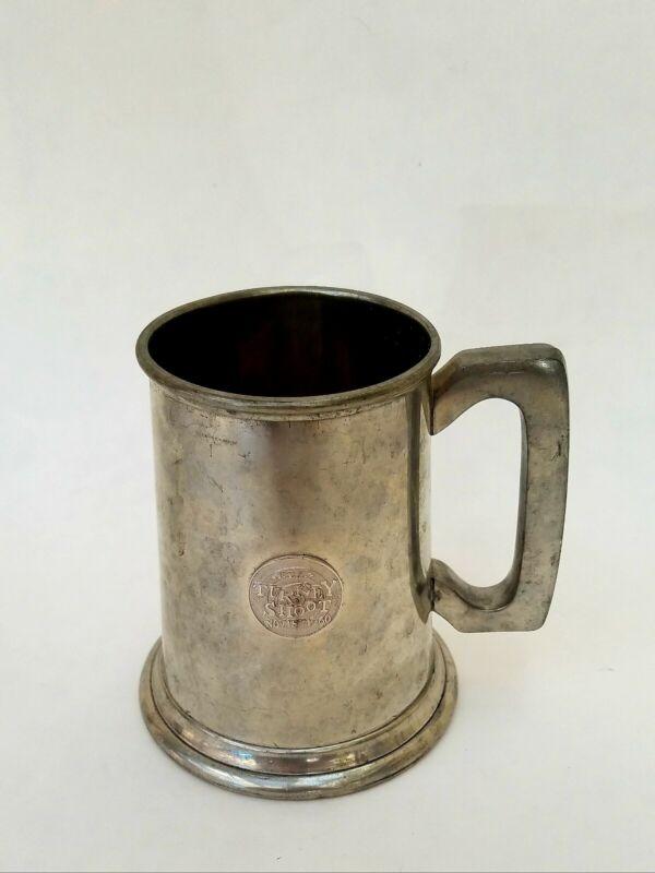 Vintage Pewter Tankard Winner Mug/Stine 1960