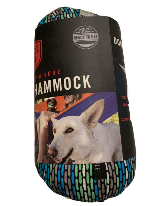 BRAND NEW GRAND TRUNK TrunkTech Double Hammock - Serape