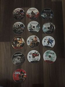 12 PS3 games for sale!  St. John's Newfoundland image 1