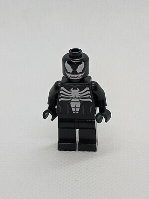 LEGO Marvel Venom with Red Mouth *MINI-FIGURE ONLY* from 76115
