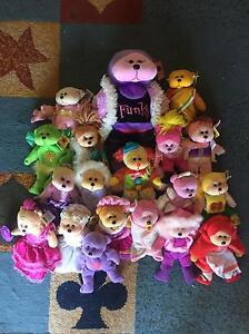 19 x Collectable Beanie Kids, buy all or buy seperately Nicholls Gungahlin Area Preview