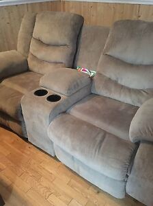 Reclining couch for sale!