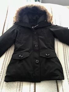 Women's size small Canada goose down coat