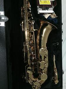 Jupiter Tenor Saxophone and hard case Rothwell Redcliffe Area Preview
