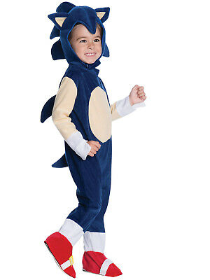 Sonic the Hedgehog - Infant/ Toddler Costume - Baby Hedgehog Costume