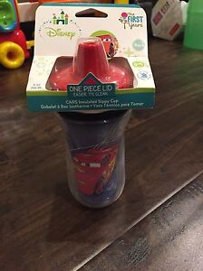 NEW Cars Sippy Cup Cambridge Kitchener Area image 1