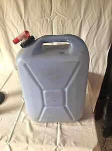 20l water container with tap Wellington Wellington Area Preview