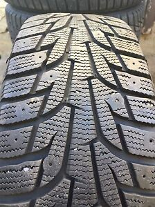 Hankook I-Pike RS Winter Tires (205/55r16)