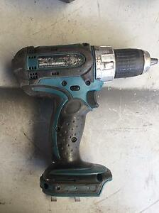 Makita 14 volt 13mm Drill 2 speed -USED Helena Valley Mundaring Area Preview