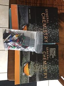 General Chemistry Textbook + extras!
