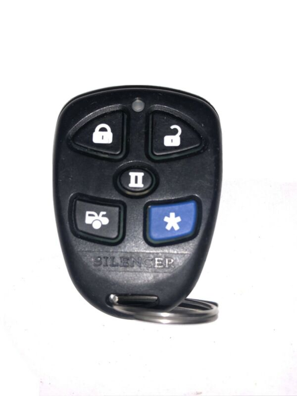 Tested!! Silencer Remote for XT33 AutoPage FCC H50T21