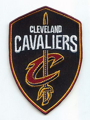 New  Cleveland Cavaliers Nba Team Logo Iron On Patch  Lebron James Kyrie Irving