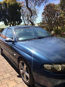 VX series 2 commodore 2001 Echunga Mount Barker Area Preview