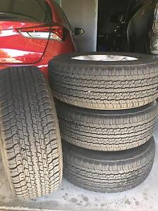 Ford Ranger XLT Tyres Banora Point Tweed Heads Area Preview