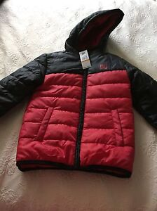 NEW WITH TAGS DC WINTER COAT