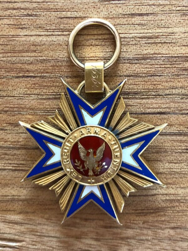 Medal of the Military Order of the Loyal Legion of the United States MOLLUS