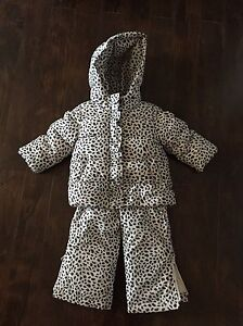 Gap Girl 18-24 month snow suit