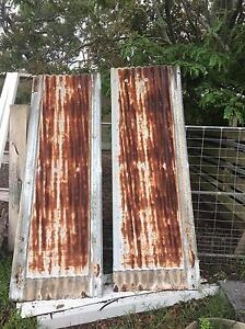 Corrugated roofing iron rustic Burbank Brisbane South East Preview