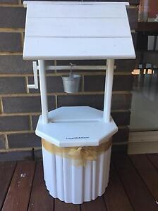 Wedding / Celebration Wishing Well $60 West Lakes Charles Sturt Area Preview