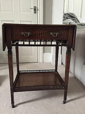 Elegant Antique Edwardian Inlaid Occasional Side Hall Table Collect From Harrow