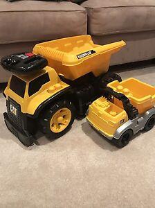 Mega Bloks Cat 3-in-1 Ride On Dump Truck Edmonton Edmonton Area image 1